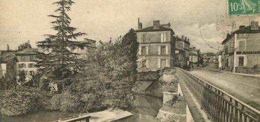 Gond-Pontouvre