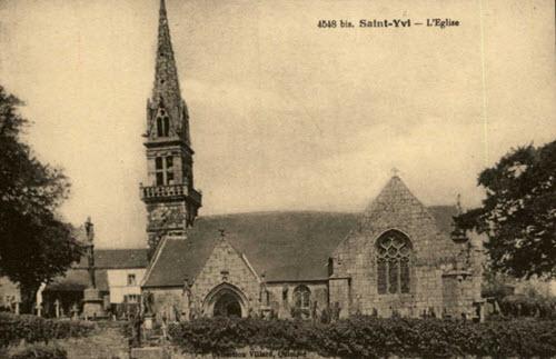 Saint-Yvi