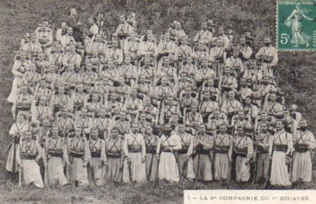 1er Régiment de Zouaves