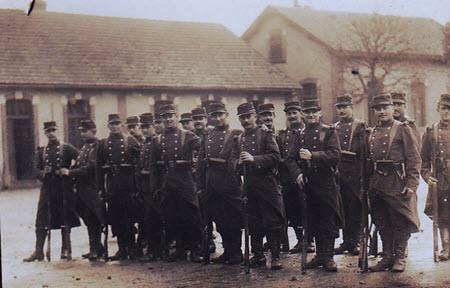 316 ème régiment de réserve