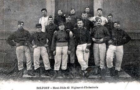 42e Régiment d'Infanterie