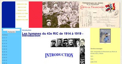 Blog 43eric.canalblog.com