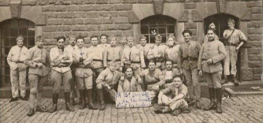 5e Cie des ouvriers auxiliaires