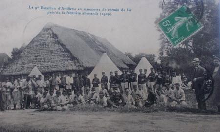 9e bataillon d'artillerie à pied