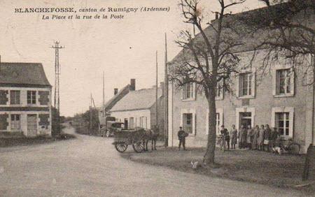 Blanchefosse