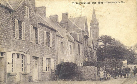 Bricqueville-sur-Mer