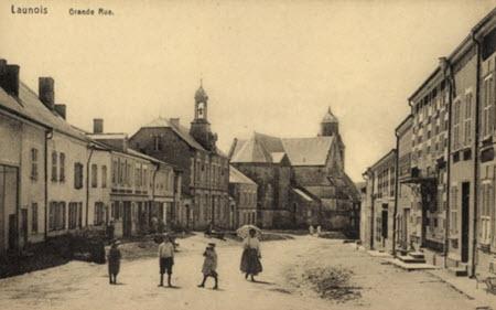Launois-sur-Vence