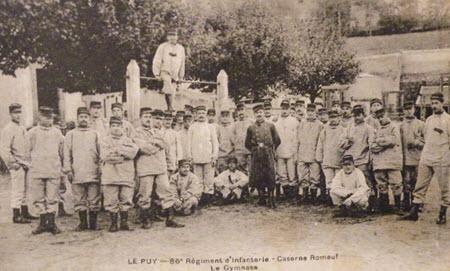 86e régiment d'infanterie territoriale
