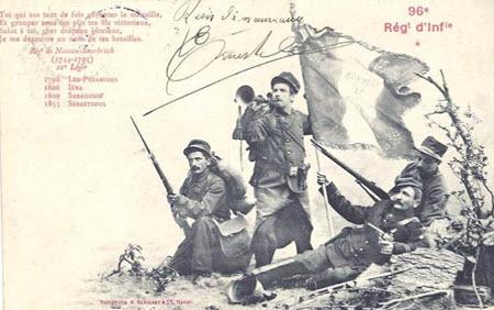 96e régiment d'infanterie