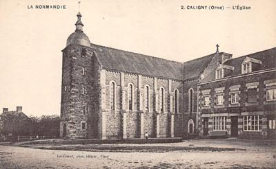 Caligny