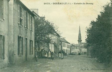 Dinéault