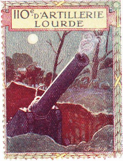 110e régiment d'artillerie