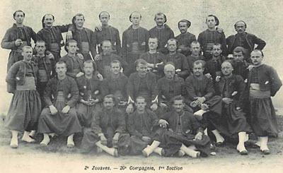 2e régiment de zouaves