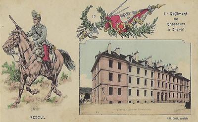11e régiment de chasseurs à cheval