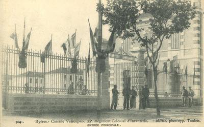 22e régiment colonial