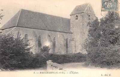 Mauchamps