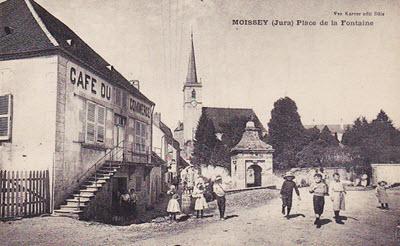 Moissey