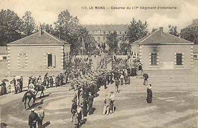 117e régiment d'infanterie