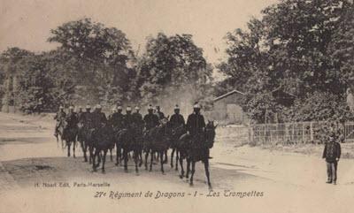 27e régiment de Dragons