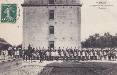 3e régiment de cuirassiers