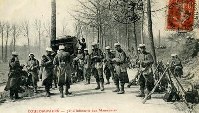 76e régiment d'infanterie