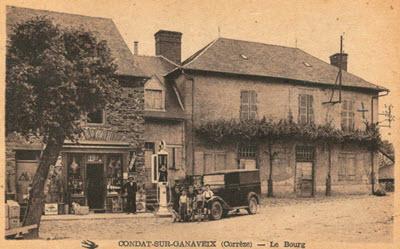 Condat-sur-Ganaveix