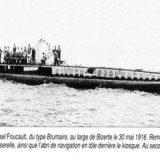 Sous-marin Foucault