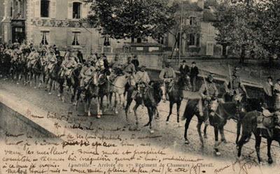 17e Régiment de Chasseurs à cheval