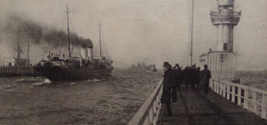 Élèves de la marine marchande