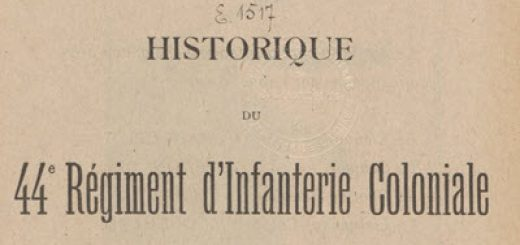 44e régiment colonial