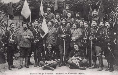 7e bataillon de chasseurs alpins