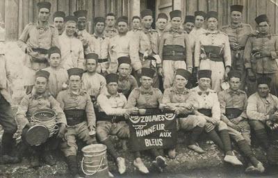 8e régiment de marche de zouaves