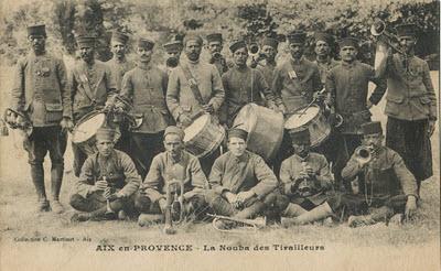 1er tirailleurs Algériens