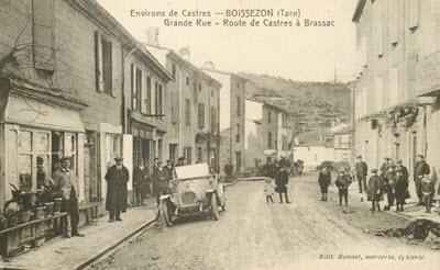 Boissezon