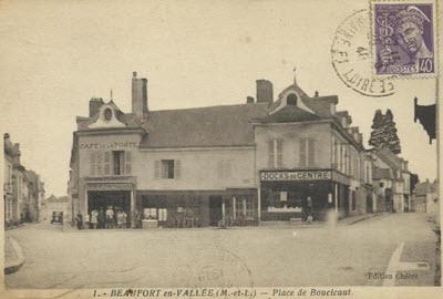Beaufort-en-Vallée