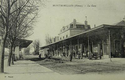 Montmorillon