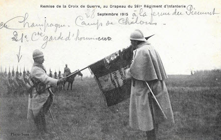 261e regiment d'infanterie