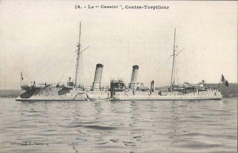 Contre-Torpilleur-Cassini