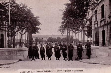 107e régiment d'infanterie