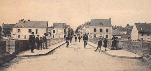 Châteauneuf-sur-Sarthe-rue-Nationale