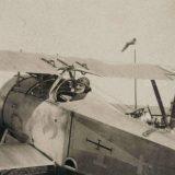 Escadrille-N77-Nieuport-17-adjudant-Napoléon-Gaillard-1917