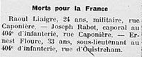 Floure Ernest