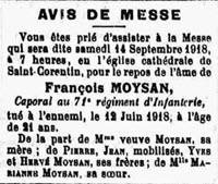 Moysan François