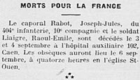 Rabot Jules Joseph