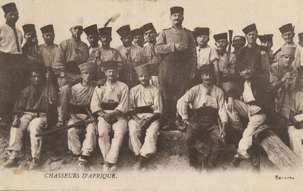 régiment de chasseurs d'Afrique