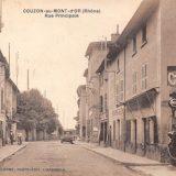 Couzon-au-Mont-dOr