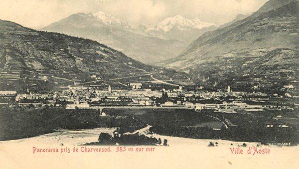 Aosta-Italie
