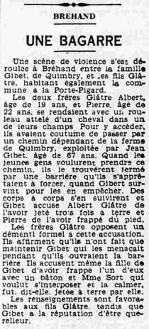 Glâtre Albert et Pierre